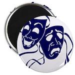 DWP Blue Logo Magnet