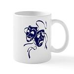 DWP Blue Logo Mug