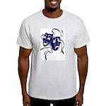 DWP Blue Logo Light T-Shirt