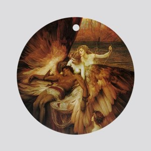 Mourning of Icarus Ornament (Round)