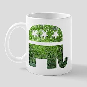 Green GOP Mug