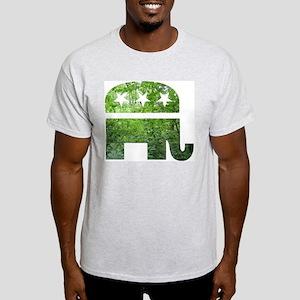 Green GOP Ash Grey T-Shirt