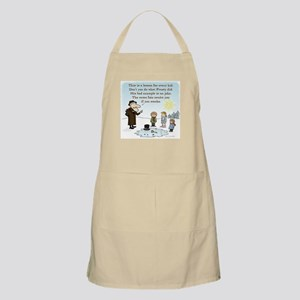 Frosty's Bad Example Apron