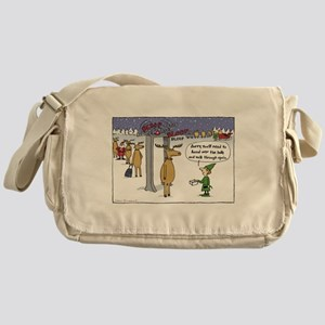 Sleigh Security Messenger Bag