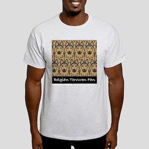Belgian Tervuren Fan Light T-Shirt
