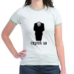 EXPECT US Jr. Ringer T-Shirt