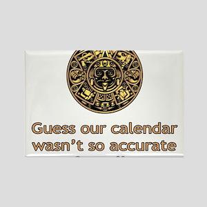 mayan calendar not so accurate vertical Rectangle