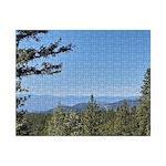 Okanagan Lake from Postil Lake Rd Small Puzzle