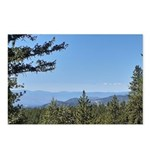 Okanagan Lake from Postil Lake Rd Postcards (Packa