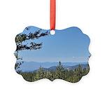 Okanagan Lake from Postil Lake Rd Ornament