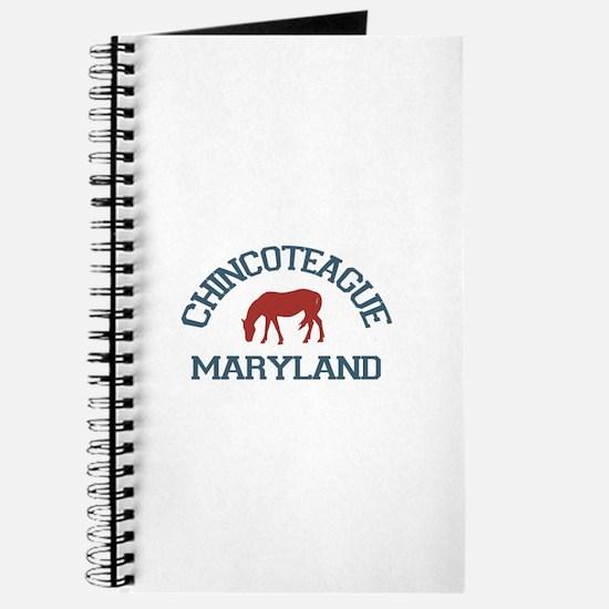 Chincoteague Island MD - Ponies Design. Journal