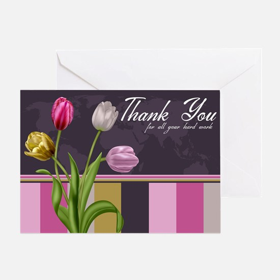 Business Administration Greeting Card