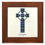 Cross - Cooper Framed Tile