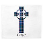 Cross - Cooper King Duvet