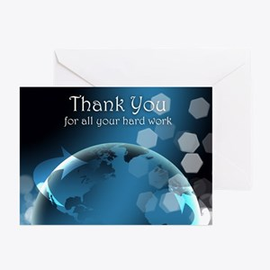 Thank you Business Greeting Cards (Pk of 20)