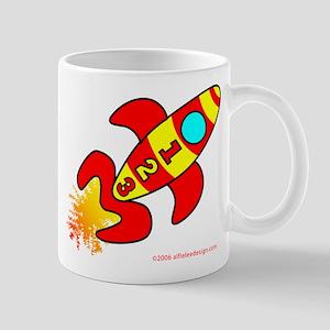 Wee Rocket! Mug