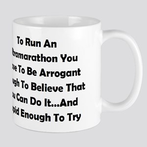 Ultramarathon Saying Mug