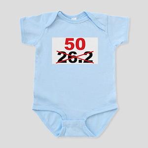 Beyond the Marathon - 50 Mile Ultramarathon Infant