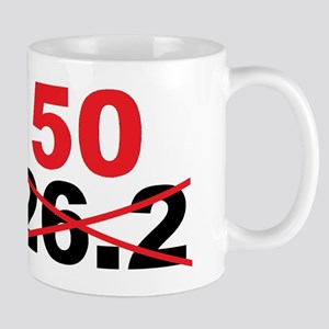 Beyond the Marathon - 50 Mile Ultramarathon Mug