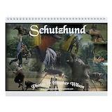 Schutzhund Wall Calendars