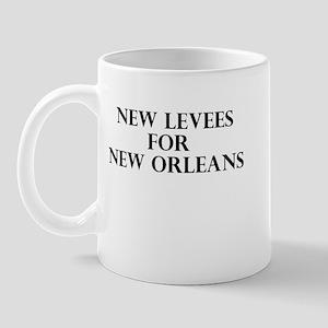 New Levees Mug