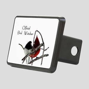 Official Bird Watcher Rectangular Hitch Cover