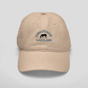 Chincoteague Island MD - Ponies Design. Cap