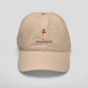 Chincoteague Island MD - Lighthouse Design. Cap