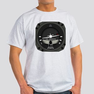 Turn Coordinator Light T-Shirt