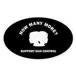 How Many More Sticker (Oval 50 pk)