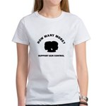 How Many More Women's T-Shirt