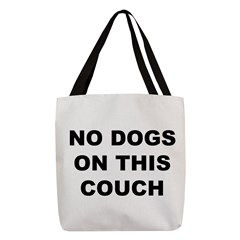 Dog T-Shirts & Gifts Polyester Tote Bag