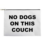 Dog T-Shirts & Gifts Makeup Pouch
