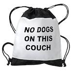 Dog T-Shirts & Gifts Drawstring Bag