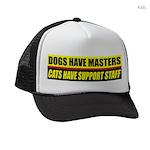 Dog T-Shirts & Gifts Kids Trucker hat