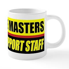 Dog T-Shirts & Gifts 20 oz Ceramic Mega Mug