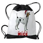 Nice American Foxhound Drawstring Bag