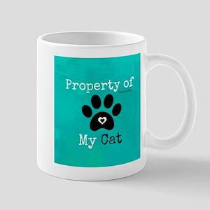 Property of my Cat Mug