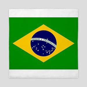 Brazil Queen Duvet