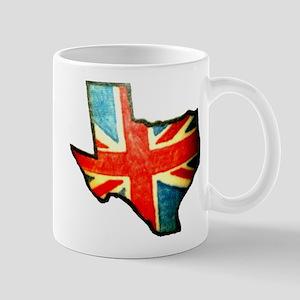 BRIT IN TX Mug