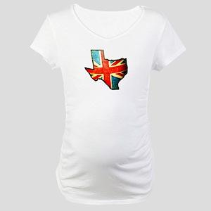 BRIT IN TX Maternity T-Shirt