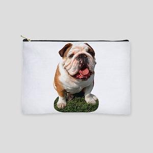 FIN-bulldog-photo.p... Makeup Pouch