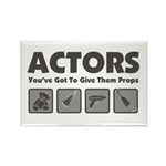 Props Rectangle Magnet (10 pack)