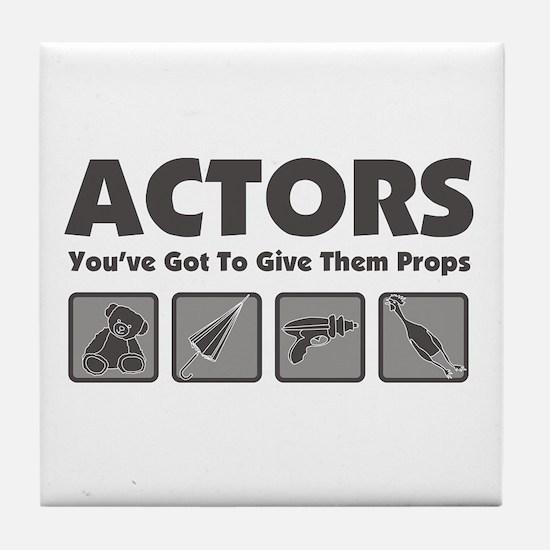 Props Tile Coaster