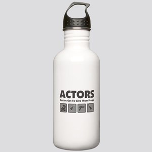 Props Stainless Water Bottle 1.0L