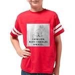 Cavalier King Charles Spaniel Youth Football Shirt