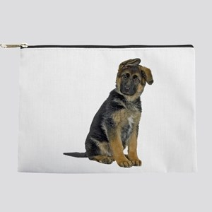 FIN-german-shepherd-puppy-photo Makeup Pouch