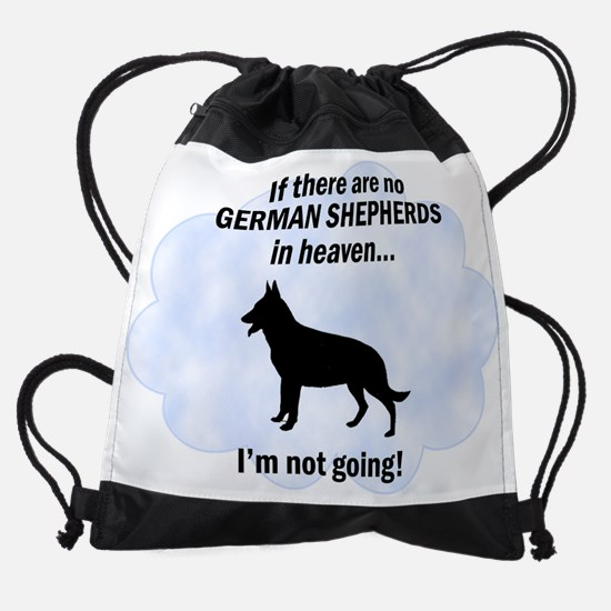 FIN-german-shepherds-heaven.png Drawstring Bag