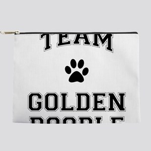 Team Goldendoodle Makeup Pouch