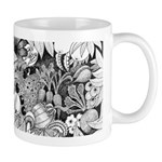 A Lady in the Jungle Mug